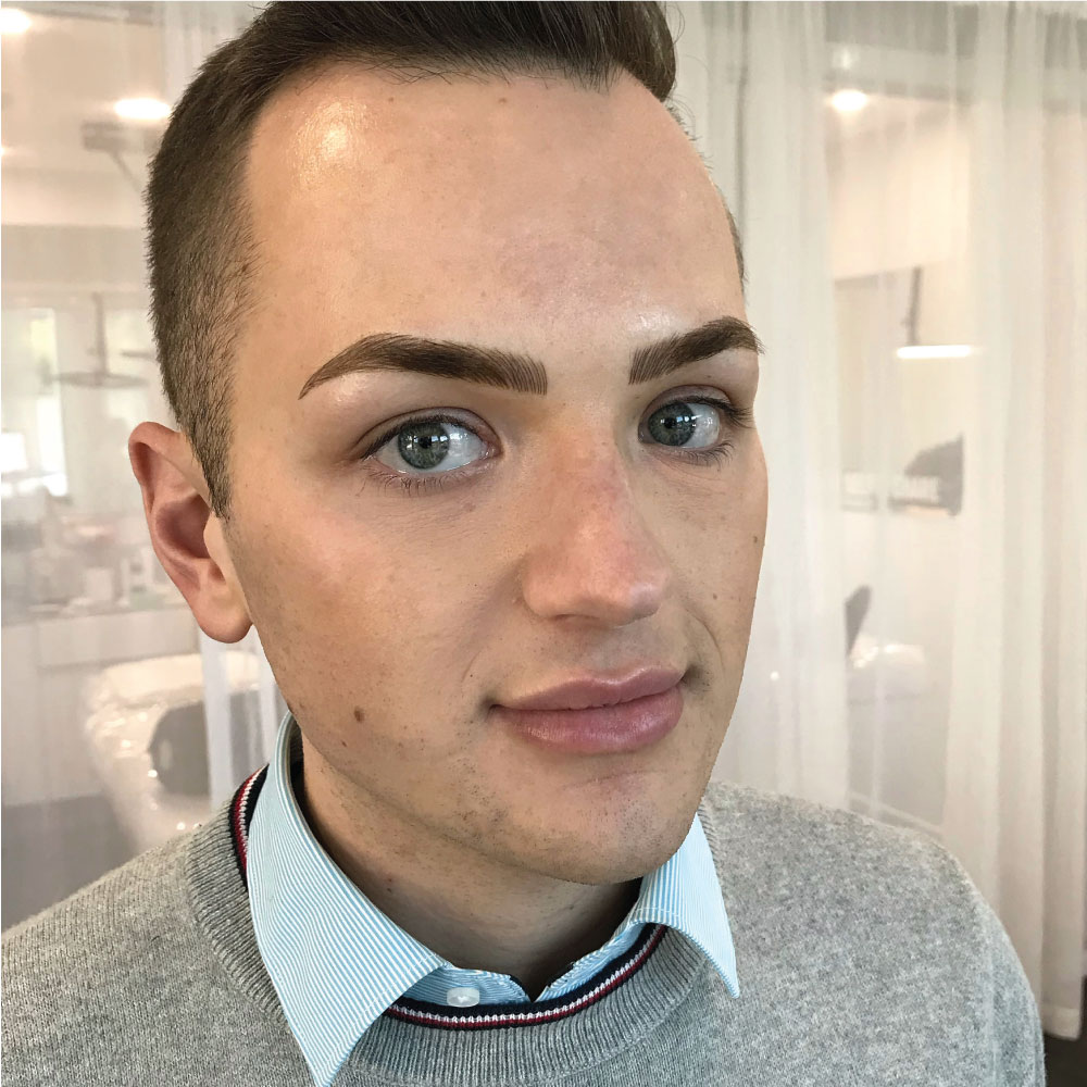 Brow Cosmetic Tattooing