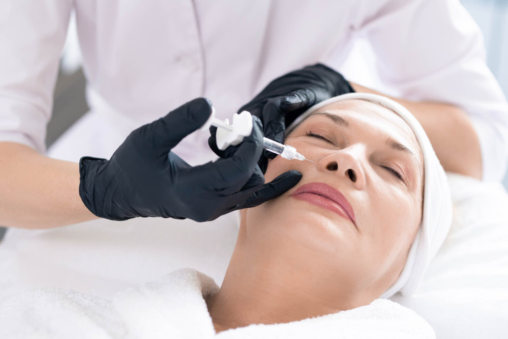 Anti-Wrinkle Injectables Results