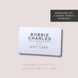 Bobbie Charles Treatments Gift Card